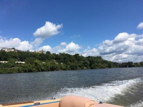 ohio river ride