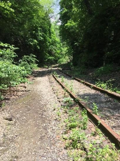 rural railtracks